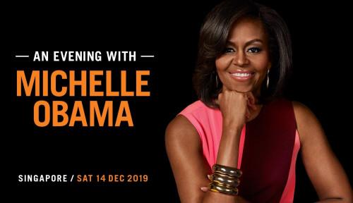 Michelle Obama Depresi Gegara Trump