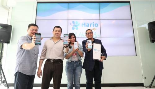 Foto Asuransi Kepunyaan Hary Tanoe Luncurkan Aplikasi Digital, Kayak Apa?
