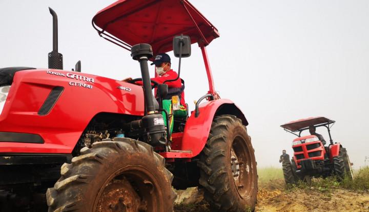 Era Pertanian 4.0 Milik Generasi Milenial - Warta Ekonomi