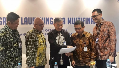 Foto CS Finance Berubah Wujud jadi BCA Multi Finance