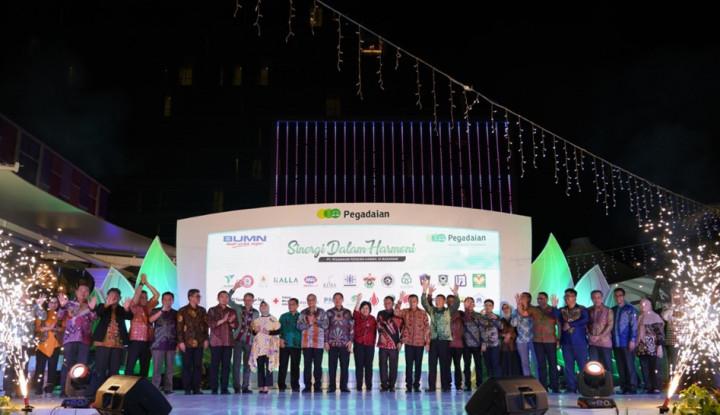 Dari Kalla hingga Bosowa, Pegadaian Rangkul 20 Perusahaan Makassar - Warta Ekonomi