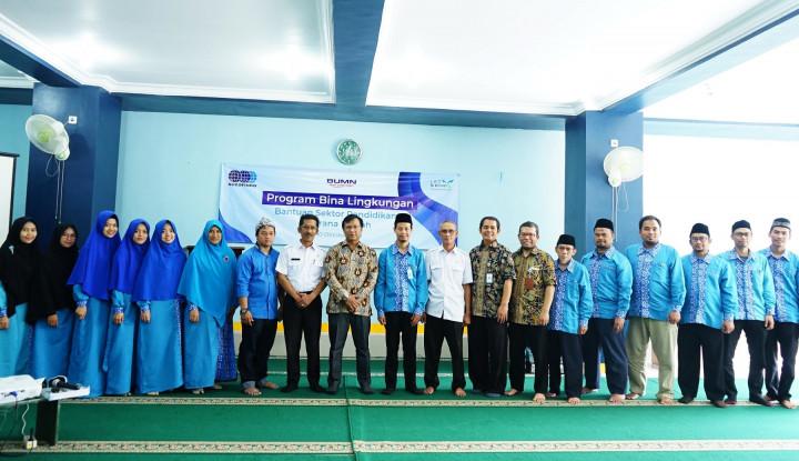 SUCOFINDO Bantu Renovasi Fasilitas Sekolah dan Berbagi Seribu Alquran di Jabodetabek - Warta Ekonomi