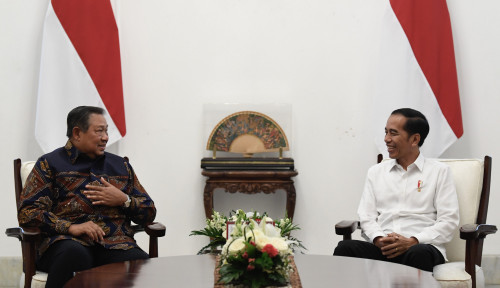 Ngomongin Kerjaan Jokowi, Anak Buah AHY Jangan Kaget, Dengerin Ya! Emang SBY Punya Rekor?