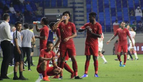Foto Kalah dari UEA, Timnas Indonesia Terburuk di Kualifikasi Piala Dunia 2022 zona Asia?