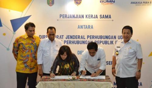 Foto Angkasa Pura II Jadi Pengelola Bandara Radin Inten II, Haji dan Umroh Bisa Langsung dari Lampung
