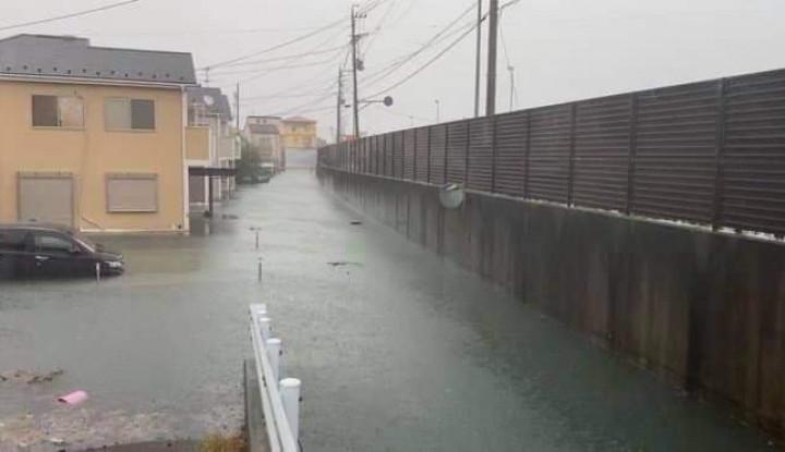 Topan Hagibis, Topan Berbahaya yang Menerjang Wilayah Shizuoka-Jepang - Warta Ekonomi