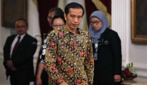 Foto Perppu Tak Keluar, Start Pemerintahan Jokowi Jadi Jeblok