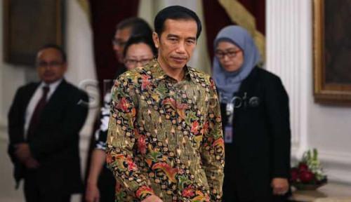 Foto Jangan Takut Terbitkan Perppu, Jokowi!