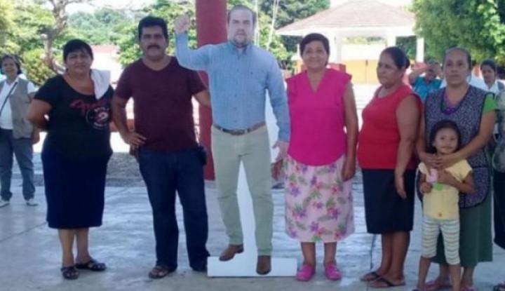 Walikota di Meksiko Dikecam Warganya, Penyebabnya. . . - Warta Ekonomi