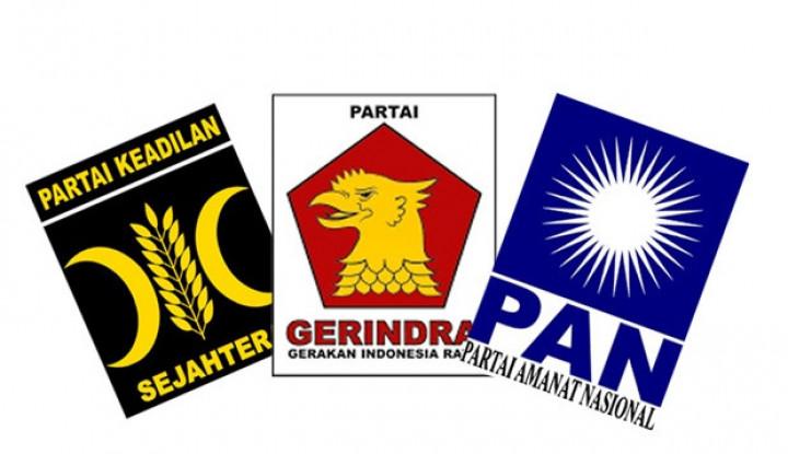 Gerindra Gabung Pemerintah, PAN dan PKS Jadi. . . - Warta Ekonomi