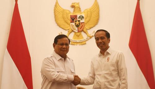 Foto Pak Jokowi, PKS Ngarep Diundang ke Istana