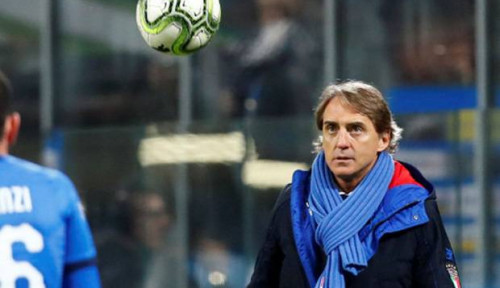 Foto Mancini Ingin Bawa Timnas Italia Juara Piala Eropa Seperti 50 Tahun Lalu
