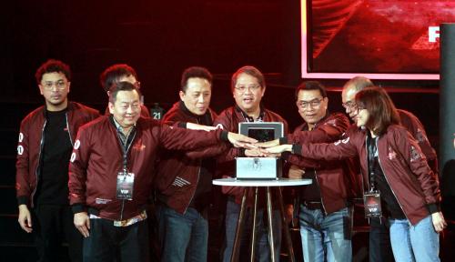 Foto Pemerintah Bidik E-Sports Indonesia Bersaing ke Kancah Global