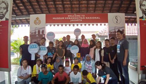 Foto Rayakan Hari Museum Indonesia, Starbucks Ajak Masyarakat Kunjungi Museum