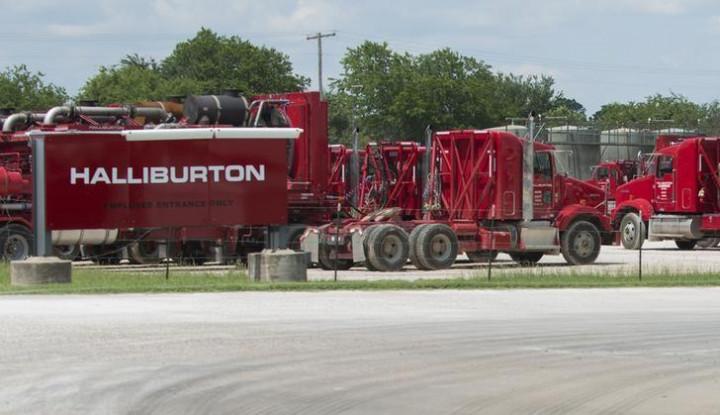 Bisnis Melambat, Halliburton PHK Ratusan Pekerja - Warta Ekonomi
