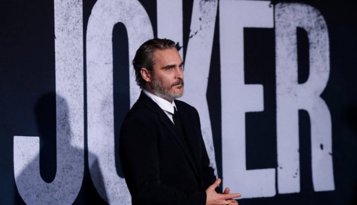 Joker Kritik Rasisme yang Kerap Terjadi di Panggung Penghargaan BAFTA dan Torehkan Pujian - Warta Ekonomi