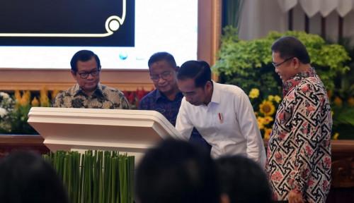 Foto Tol Langit Mengudara, Pesan Jokowi Bijak Banget