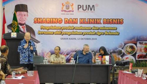 Perkuat Sektor UMKM, Kadin Jatim Tingkatkan Pembinaan