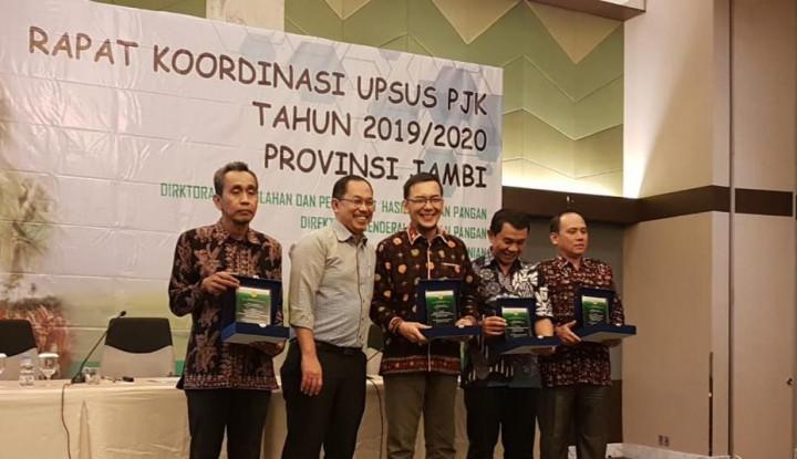 Lampaui Target Luas Tambah Tanam, Kementan Beri Penghargaan ke Tiga Kabupaten di Jambi - Warta Ekonomi