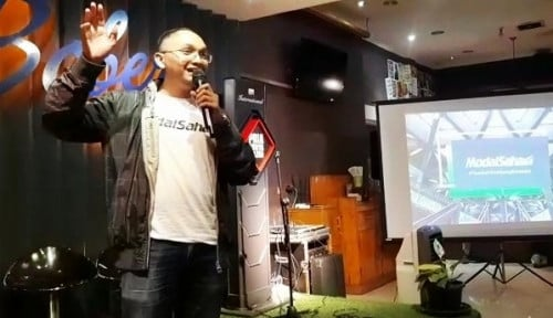 Foto ModalSaham Kerja Sama HIPMI Bandung Soal IPO