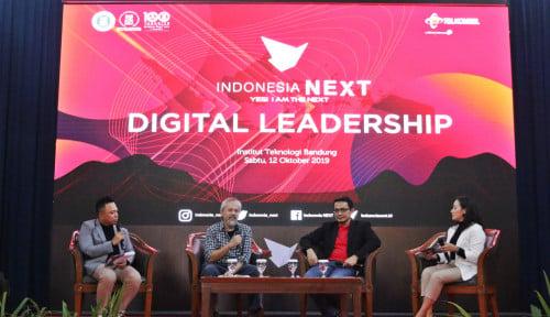 Foto Telkomsel Gelar IndonesiaNext Tahun Keempat