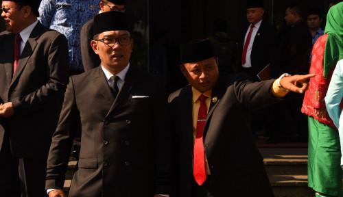 Foto Fraksi Nasdem Jabar Halalkan Ridwan Kamil untuk Diinterpelasi, Alasannya...