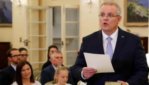 Wanita Muda Ngaku Diperkosa di Gedung Parlemen, PM Australia Langsung Minta Maaf