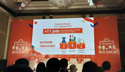 Foto Gandeng Shopee 11.11 Big Sale, Bardi Smart Home Perluas Akses Penjualan Online
