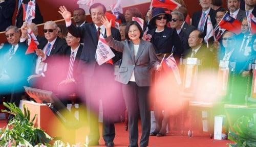 Foto Petisi Online Berbunyi AS Harus Bebaskan Taiwan Mendadak Muncul