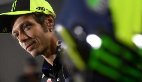 Foto Ini Harapan Baru Rossi untuk Yamaha Musim 2020