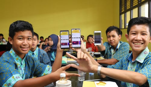 Foto Berdayakan Guru dengan Teknologi, Zenius Education Kolaborasi dengan We The Teachers