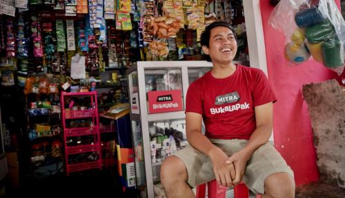 Foto CLSA: Mitra Warung Bukalapak Jadi Pintu Inklusi E-payment dan Fintech