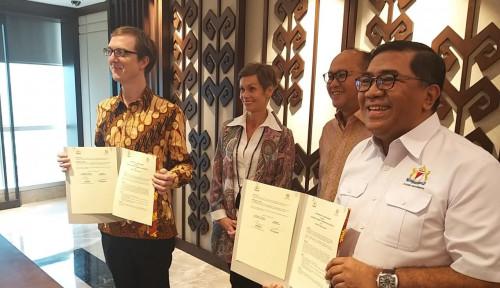 Foto Kadin Indonesia Gandeng Startup Swedia untuk . . .