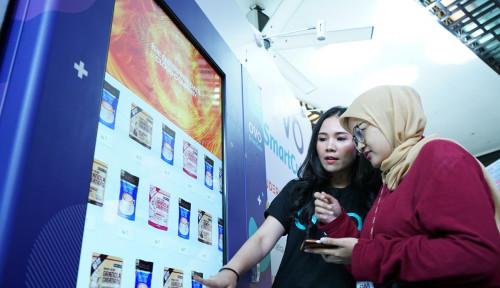 Foto OVO Hadirkan Smart Vending Machine dengan Data Analitik Komprehensif