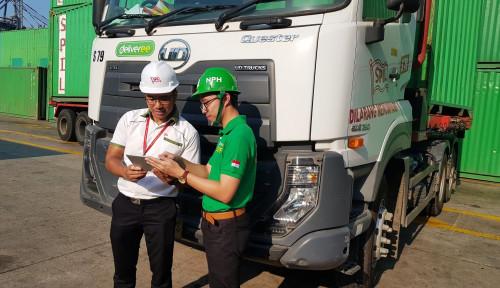 Foto Kerja Sama SPIL-Deliveree, Manfaatkan Perkembangan Digital