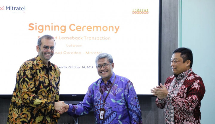 Wah! Telkom Indonesia Akuisisi Menara Indosat Ooredo Sebanyak... - Warta Ekonomi