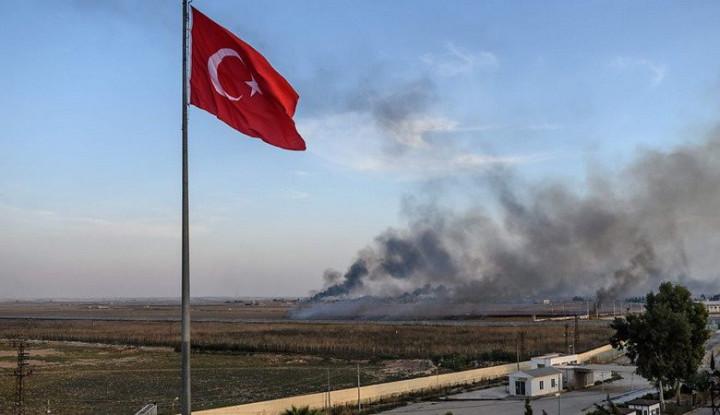 Turki Serang Suriah, Amerika Serikat Resmi Berikan Sanksi - Warta Ekonomi