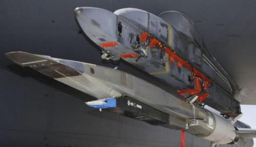 Foto Militer AS Siap Luncurkan Senjata Hipersonik Teknologi Tinggi 2023