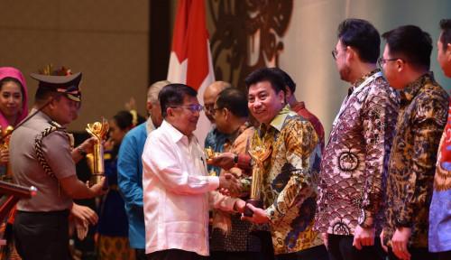 Foto Kinerja Ekspor Meningkat, April Group Sabet Primanyarta Award 2019