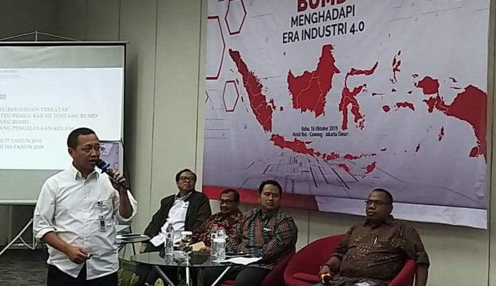 Tantangan dan Kesiapan BUMD di Tengah Gelombang Revolusi 4.0 - Warta Ekonomi