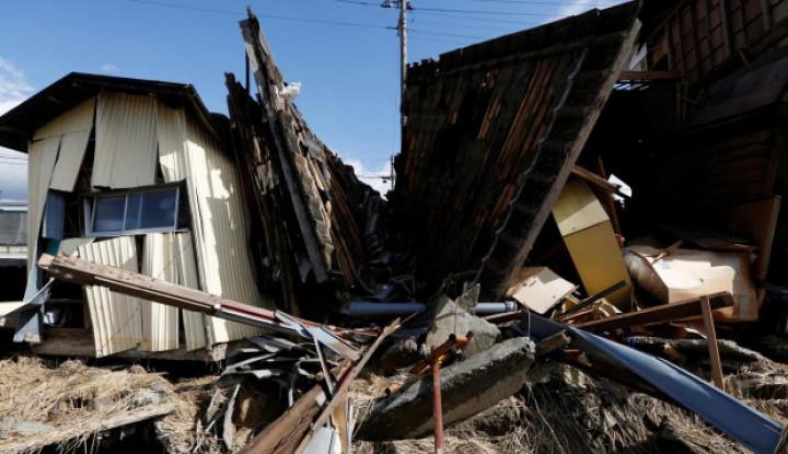 Update Korban Topan di Jepang, 74 Tewas, 220 Hilang - Warta Ekonomi