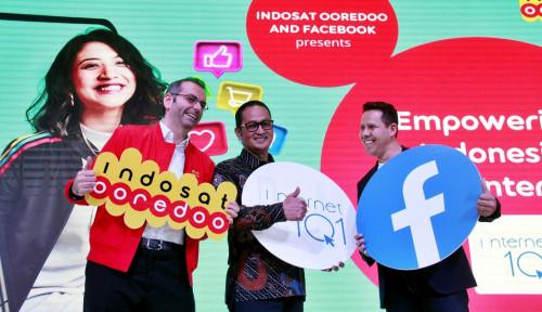 "Foto ""Internet 1O1"", Kolaborasi Indosat Ooredoo dan Facebook"