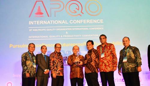 Foto Pupuk Kaltim Borong Penghargaan APQO & IQPC 2019