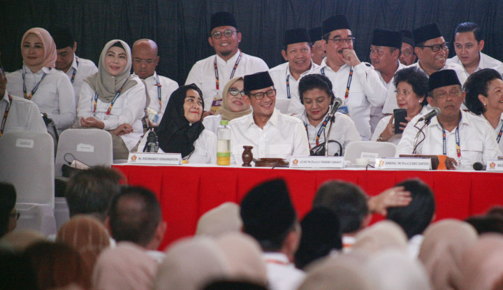 Jokowi Lagi Pilih-Pilih Menteri, Bang Sandi Gak di Jakarta? - Warta Ekonomi