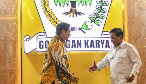 Foto Golkar Sodorkan 2 Kandidat Menteri, Siapa Aja Ya?