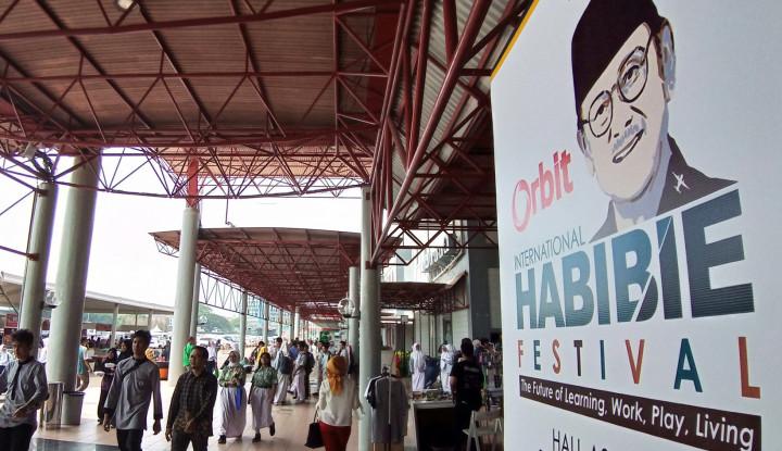 Orbit Habibie Festival, Kenang Perjuangan Sang Bapak Teknologi Indonesia - Warta Ekonomi