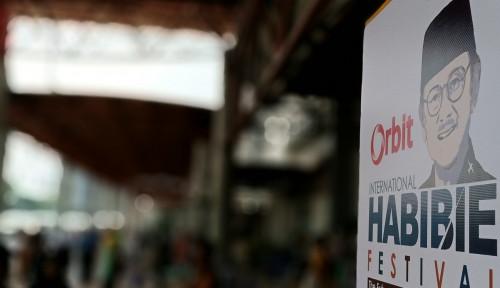 Foto Orbit Habibie Festival: Ruang Apresiasi bagi Habibie melalui Kreasi