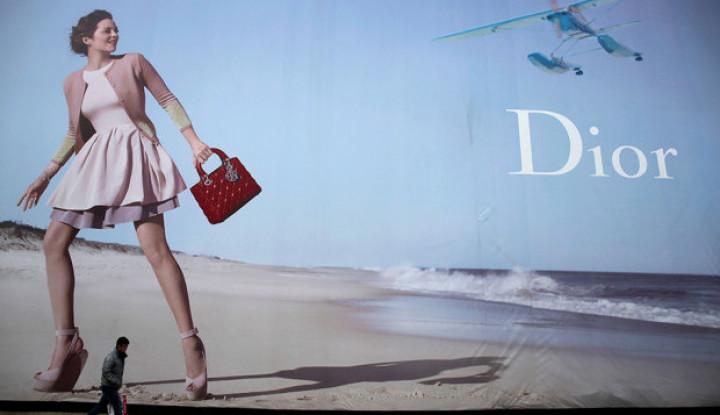 Brand Terkenal Asal Prancis Dikritik Soal China, Dior Bilang. . . - Warta Ekonomi