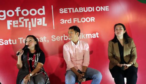 Foto Go-Food Gaet IDEFF Promosikan Gaya Hidup Ramah Lingkungan