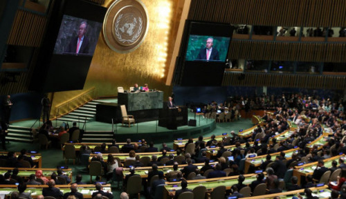 Di Bawah Komando Indonesia, DK PBB Fokus Pemberantasan Corona